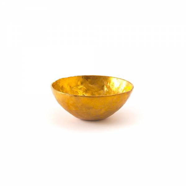 Fingers Brass Bowl