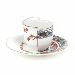 Hybrid Coffee Cup With Saucer - Tamara