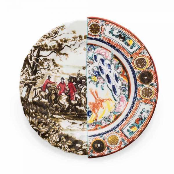 Hybrid Dinner Plate - Eusapia
