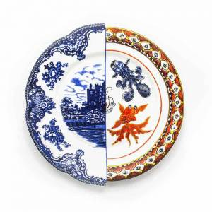 Hybrid Dinner Plate - Isaura