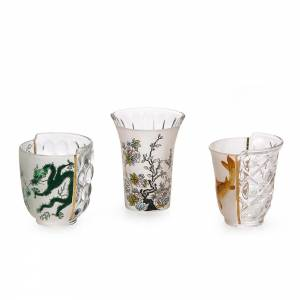 Hybrid Set of 3 Glasses - Aglaura