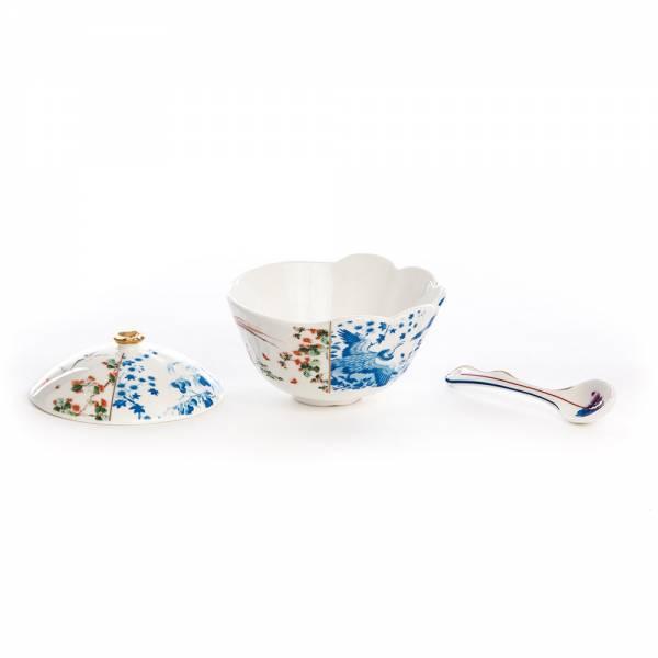 Hybrid Sugar Pot With Spoon - Maurilia