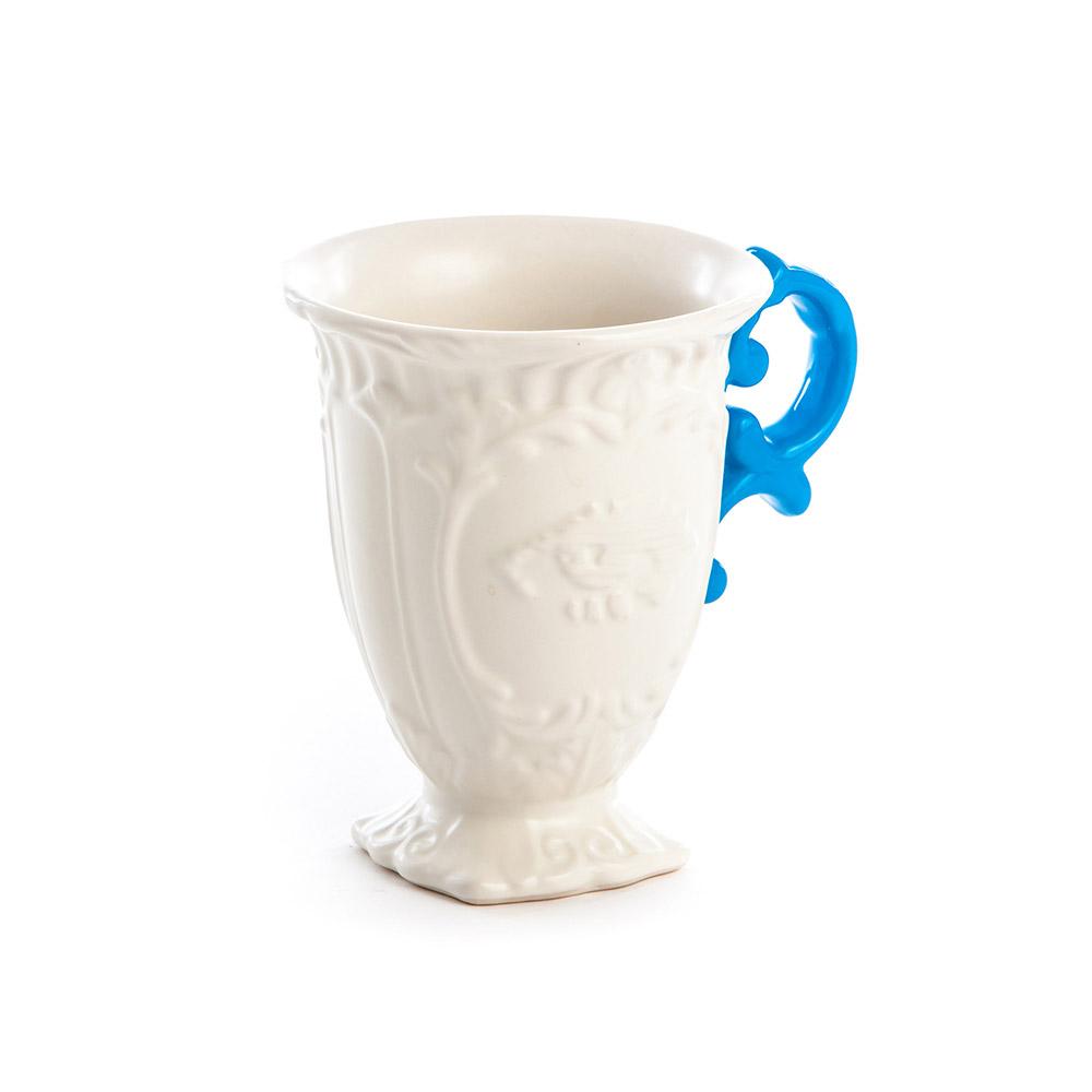 I-Wares Porcelain Mug - Light Blue