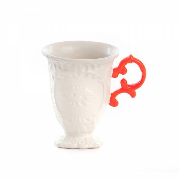 I-Wares Porcelain Mug - Orange