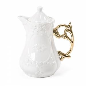 I-Wares Porcelain Teapot - Gold