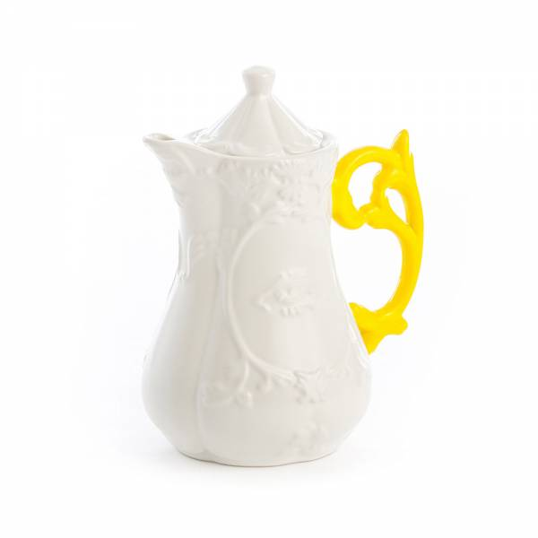 I-Wares Porcelain Teapot - Yellow
