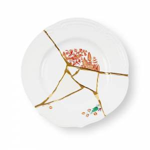 Kintsugi Dinner Plate - No. 1