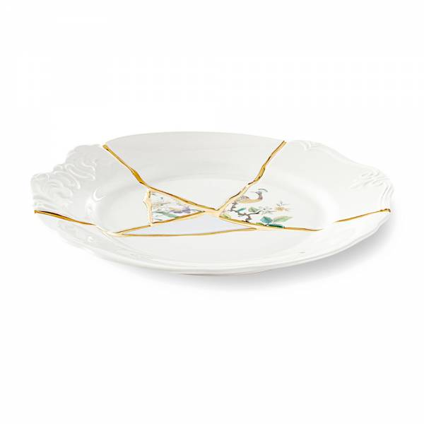 Kintsugi Dinner Plate - No. 2