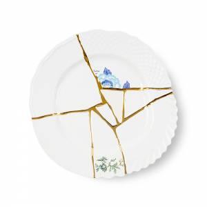 Kintsugi Dinner Plate - No. 3