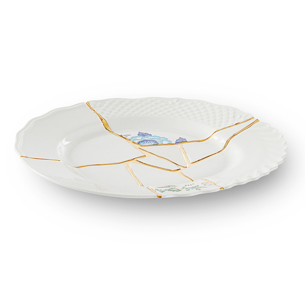 Kintsugi Dinner Plate - No. 3