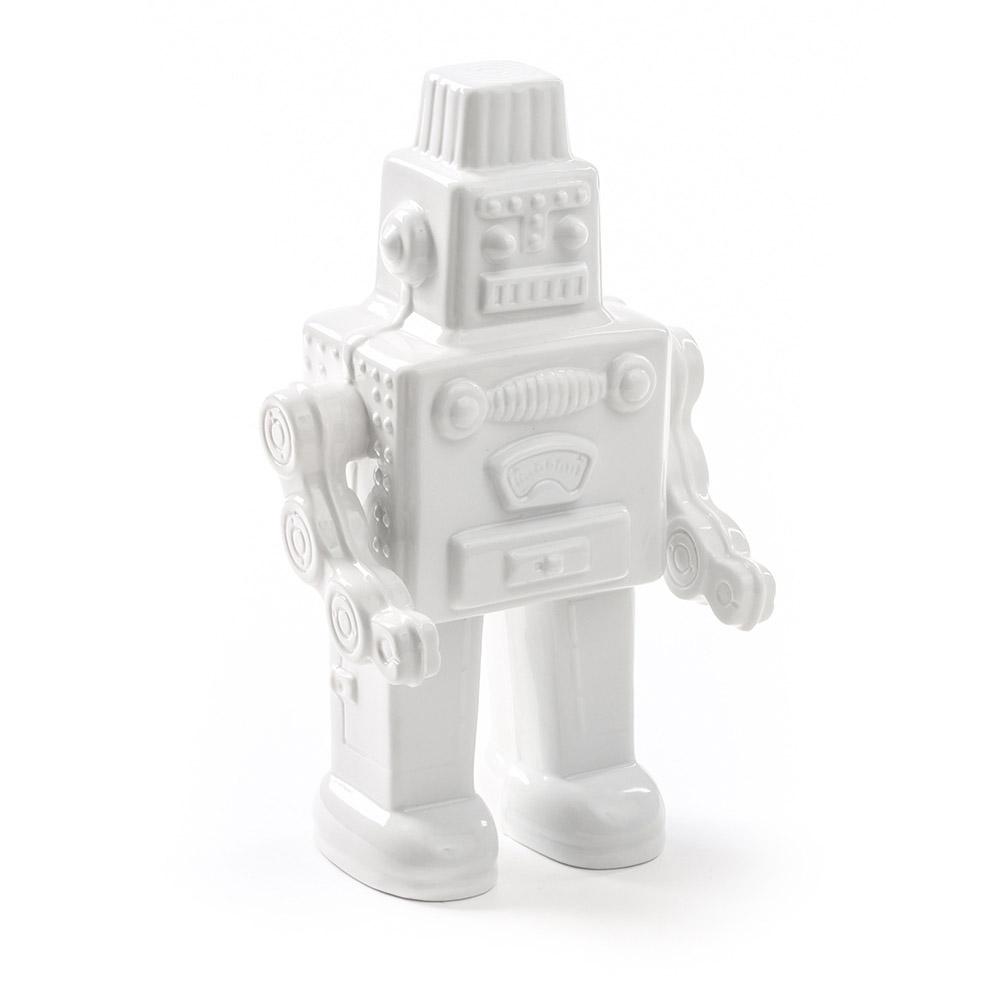 Memorabilia White - My Robot