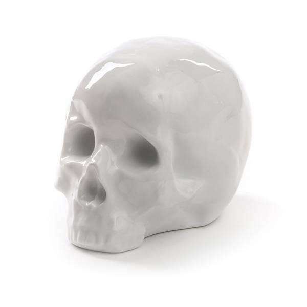 Memorabilia White - My Skull