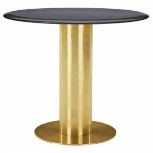 Tube Table - Black Oak Top