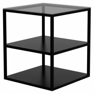 Anders Side Table - 3 Shelves
