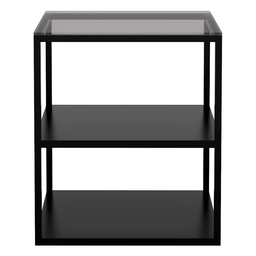 Anders Side Table 3 Shelves