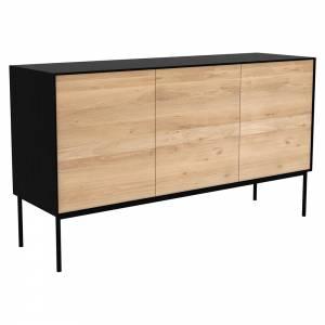 Blackbird Sideboard - 3 Doors, Oak