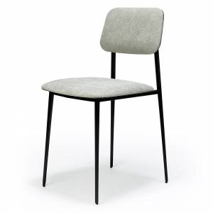 DC Dining Chair - Light Gray