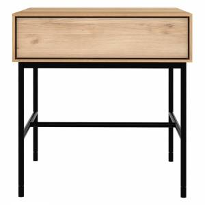 Whitebird Bedside Table - 1 Drawer, Oak