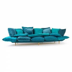 Comfy Sofa - Turquoise