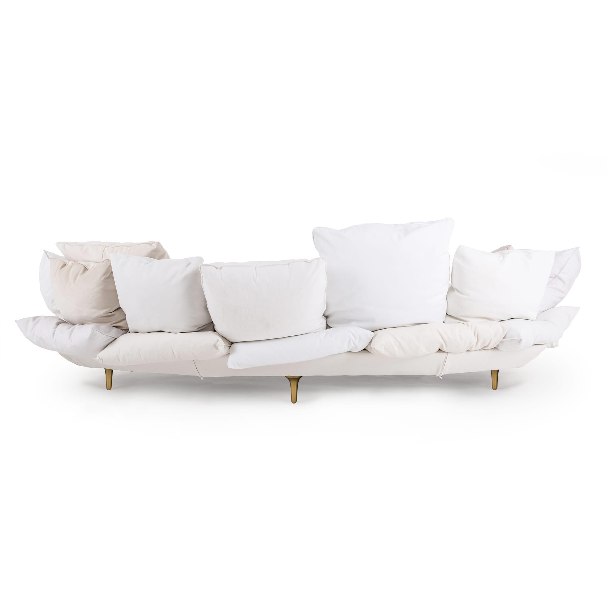 Comfy Sofa White