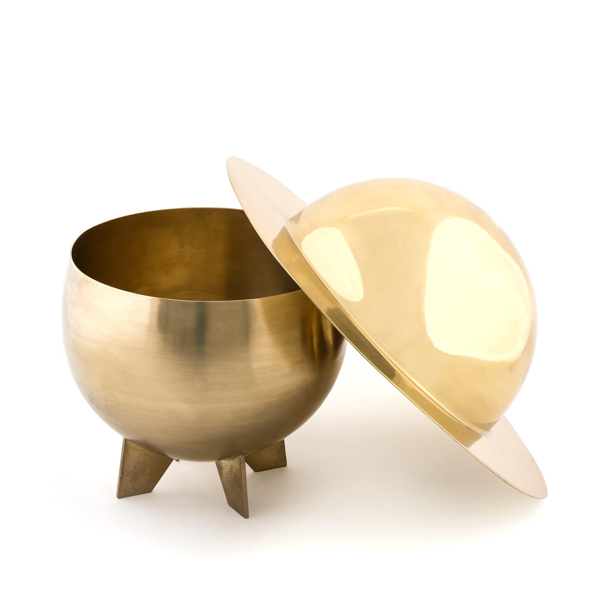 Cosmic Lunar Brass Box
