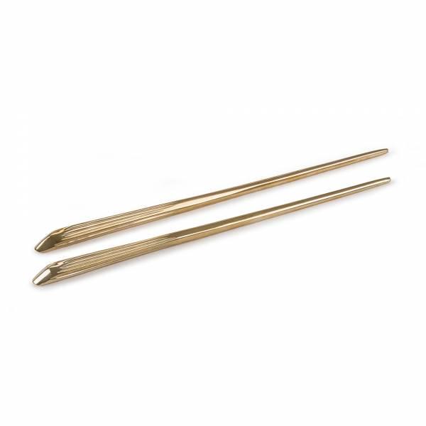 Cosmic Lunar Quesar Chopstick Set - Brass