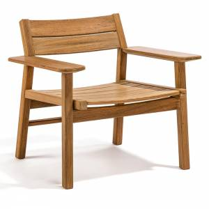 Djuro Lounge Chair - Teak