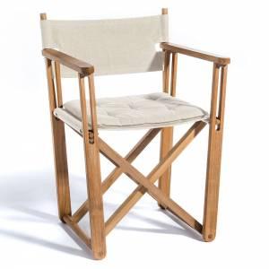 Kryss Dining Chair - Beige