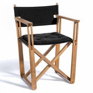 Kryss Dining Chair - Black