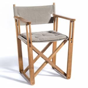 Kryss Dining Chair - Light Gray