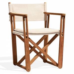 Kryss Lounge Chair - Beige