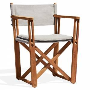 Kryss Lounge Chair - Light Gray