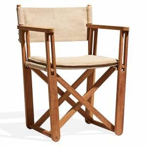 Kryss Lounge Chair - Natural