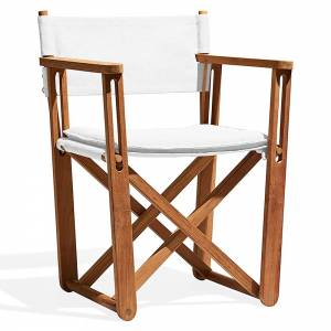 Kryss Lounge Chair - White