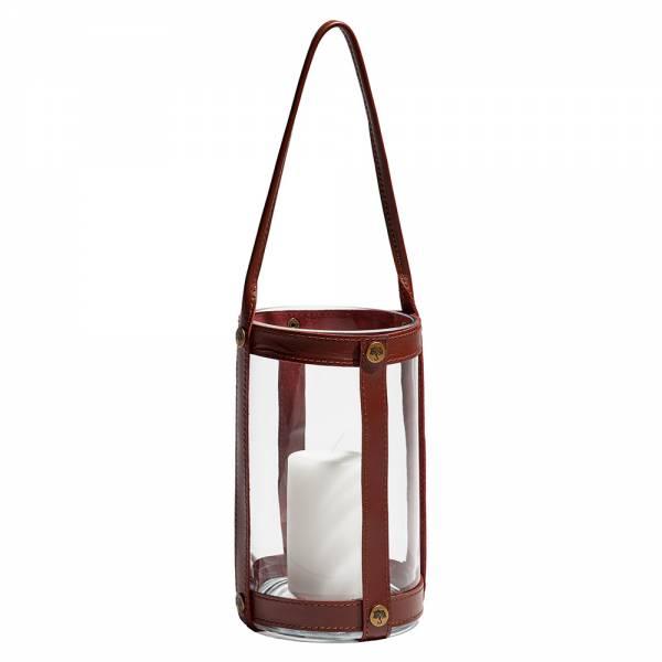 Marstrand Candle Lantern - Dark Brown
