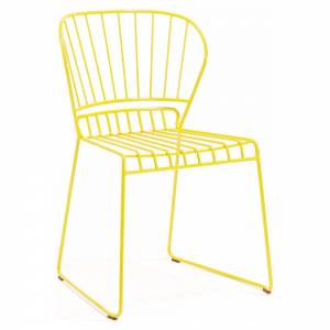 Reso Chair - Yellow