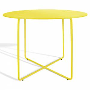 Reso Large Table - Yellow