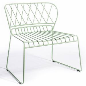 Reso Lounge Chair - Light Green