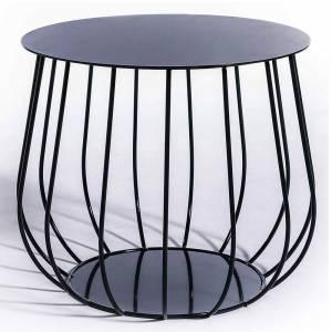 Reso No1 Lounge Table - Black