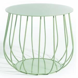 Reso No1 Lounge Table - Light Green