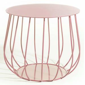 Reso No1 Lounge Table - Pink