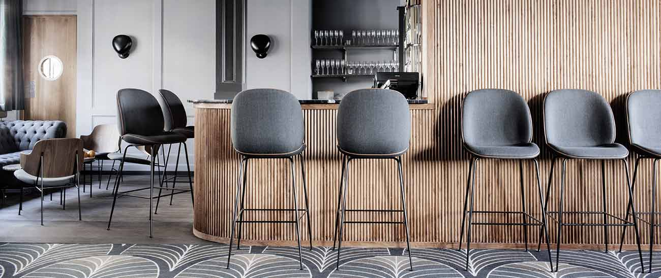 Gubi Beetle Chair | Rouse Home