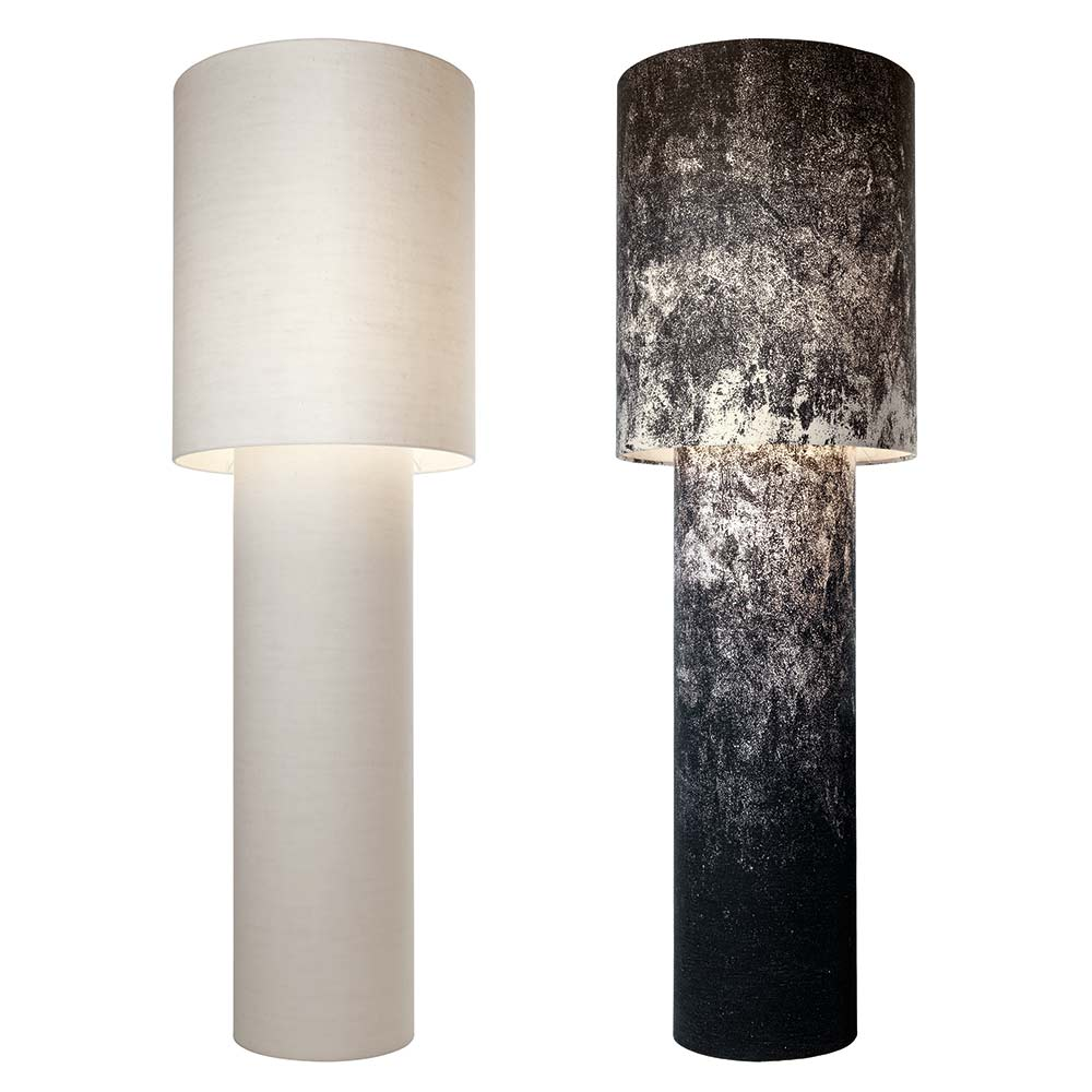 Pipe Large Floor Lamp White Rouse Home