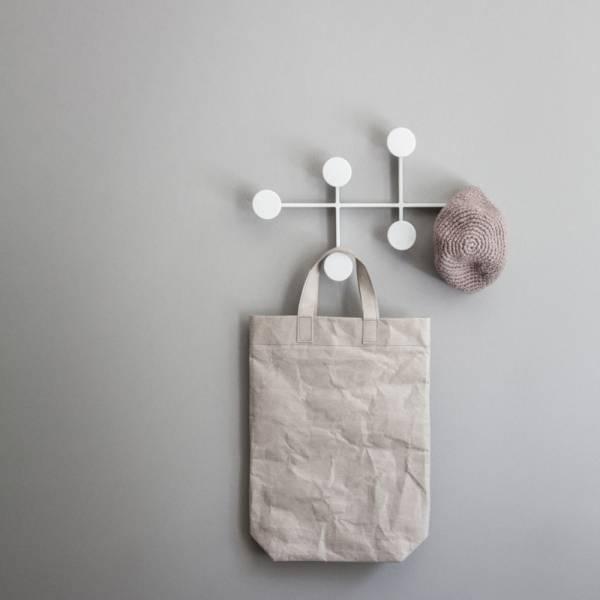 Afteroom Coat Hanger - White