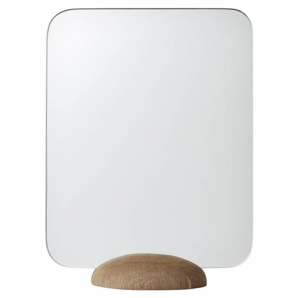 Gridy Me Mirror - Natural Oak