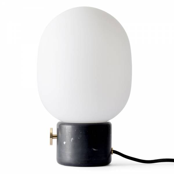 JWDA Table Lamp - Black Marble