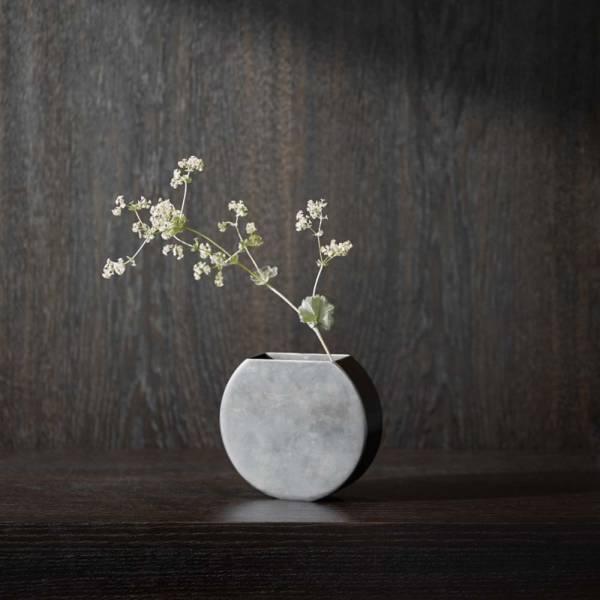 Moon Vase - Bronze