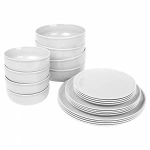 New Norm Dinnerware Starter Set - White