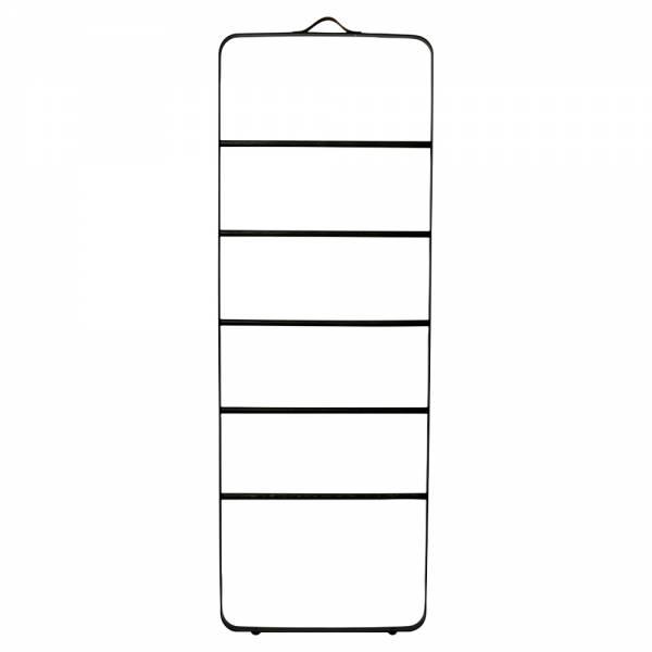 Towel Ladder - Dark Ash, Black