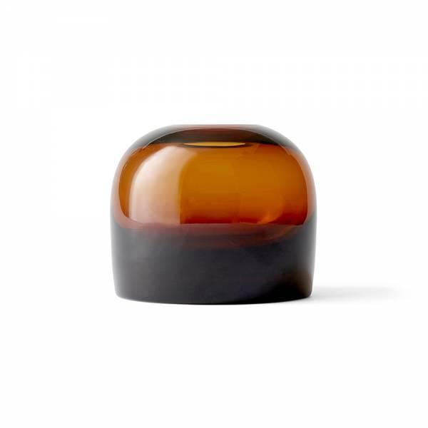 Troll Medium Vase - Amber